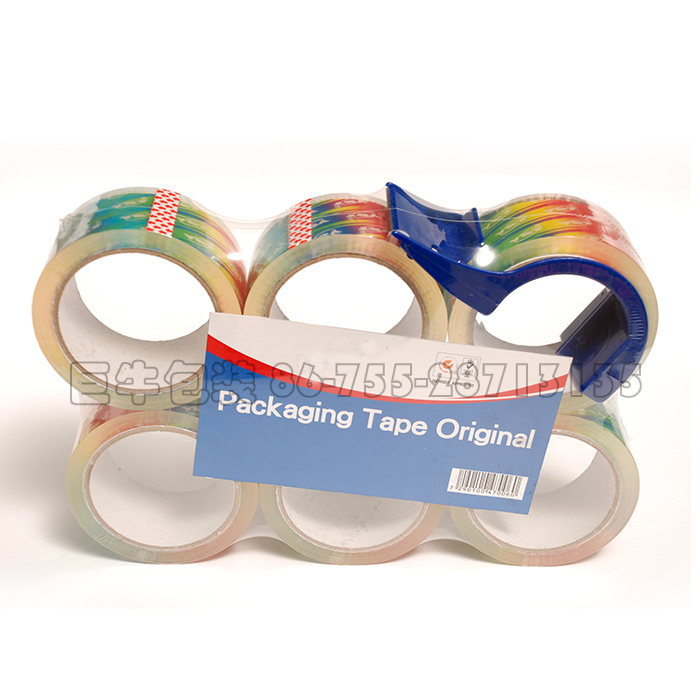 Bopp packing tape 48mm*66m*40micron