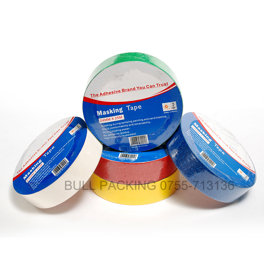 colorful Various usage high qualitylow price masking tape
